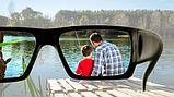 Поляризованные очки Polaryte HD (в подарок вторая пара + чехол), фото 7