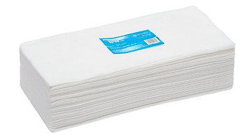 Полотенце Cotto стандарт Плюс белый 35х70см 50 шт/уп (45гр/м)