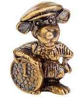 Сувенир мышка на удачу в кошелек Геленджик