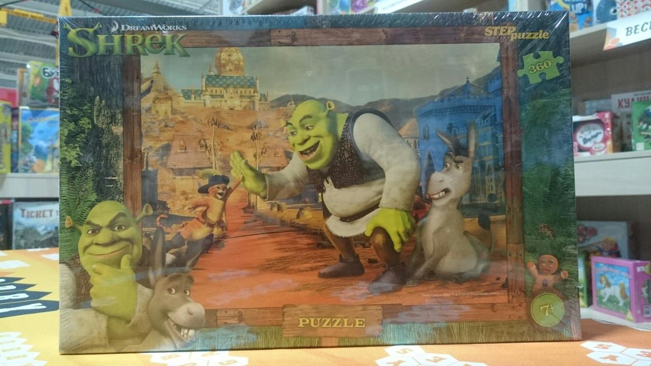 """Пазл """"Shrek"""" (DreamWorks), 360 элементов"""