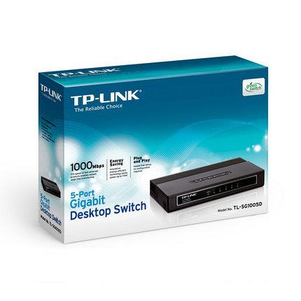 TP-Link Коммутатор TL-SG1005D, фото 2