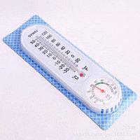Термометр спиртовой с гигрометром