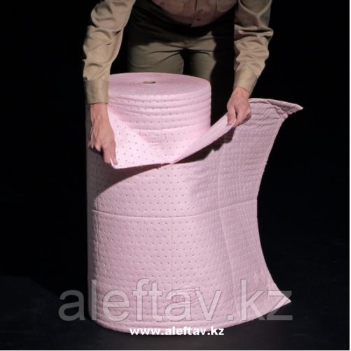 Впитывающие  рулоны (коврики) для масел, агрессивных жидкостей Pig® Haz-Mat 320