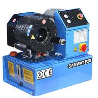 Обжимной станок для РВД SAMWAY P20