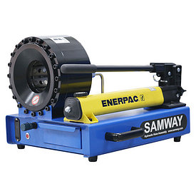 Обжимной станок для РВД SAMWAY P20HP - гидравлика