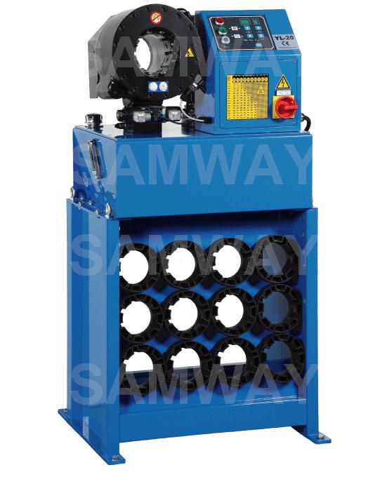 Обжимной станок для РВД Samway YL32S