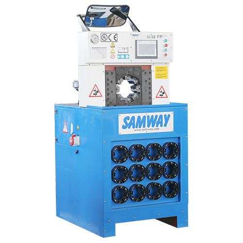 Обжимной станок для РВД Samway FP 145