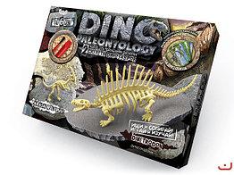 Набор для проведения раскопок DINO PALEONTOLOGY Скелеты Диметродона - Паразауролофа