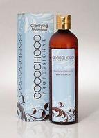 Очищающий шампунь для волос Cocochoco 400мл.