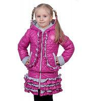 """Весенняя куртка для девочки """"Барби"""""""