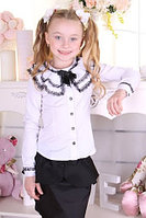 Школьная блуза для девочки