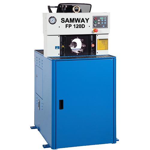 Обжимной станок для РВД Samway FP120D