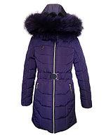 Зимнее пальто для девочки Ника