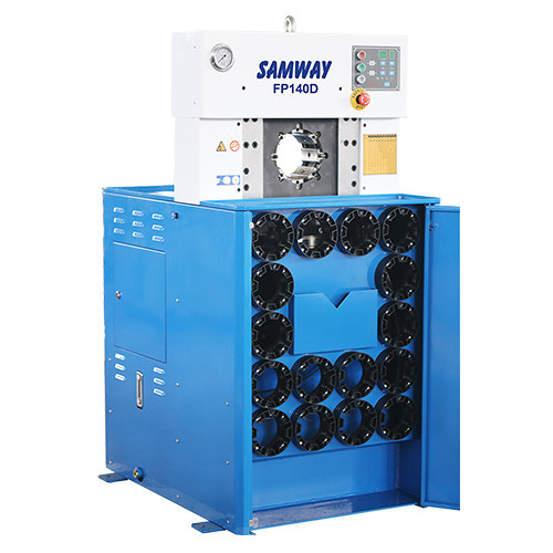 Обжимной станок для РВД Samway FP140D