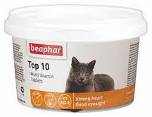 Top 10 Cat 180 т - Витамины для кошек