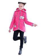 Демисезонная куртка для девочек Крылья