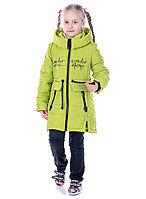 Пальто демисезонная для девочек Эльза