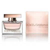 Женский парфюм Dolce & Gabbana Rose The One (Дольче Габбана Роуз Зе Ван)копия