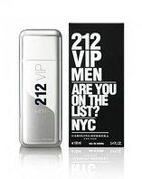 Carolina Herrera 212 Vip Men копия