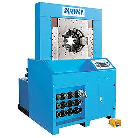 Обжимной станок для РВД Samway FP175