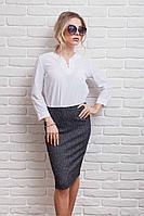 Платье женское офисное нарядное до 50 размера