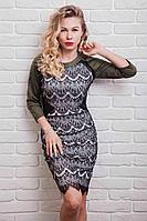 Нарядное платье женское Альбина