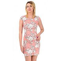 Женское льняное платье летнее Мирослава