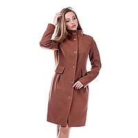 Пальто женское кашемировое на кнопках Виктория