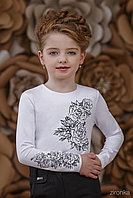 Блузка школьная для девочки 3674-2-1
