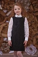 Сарафан школьный для девочки 6563-1