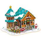 Рождественский домик 3 ( с подсветкой ), фото 2
