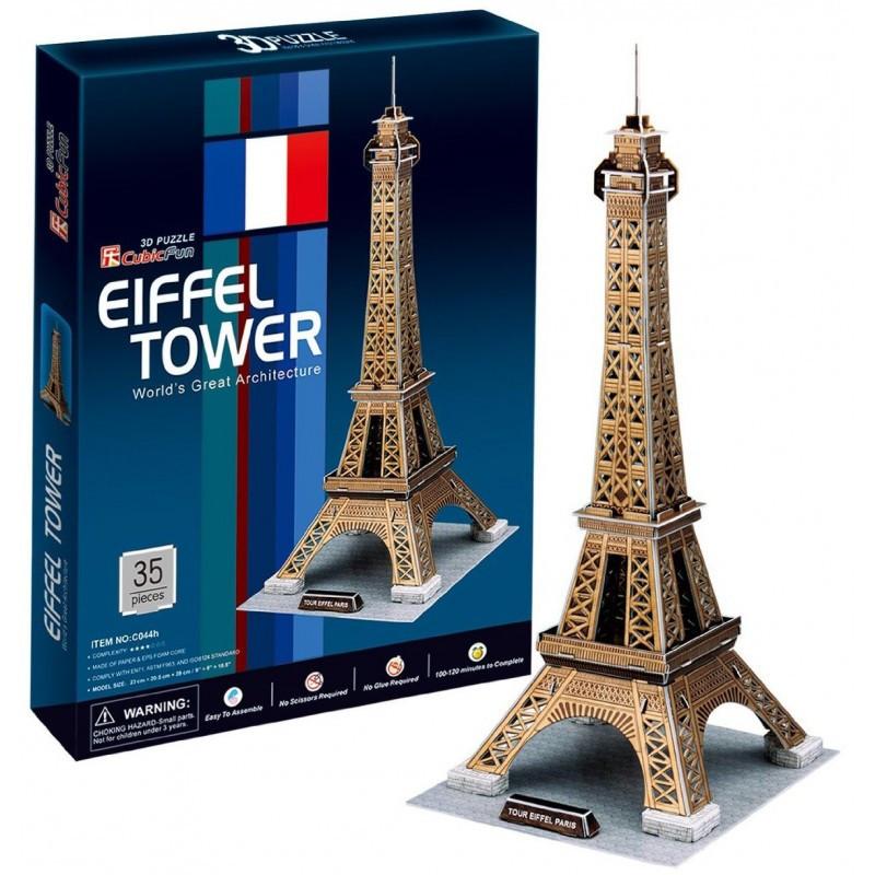 Игрушка  Эйфелева башня (Франция) (мини серия)
