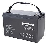 Тяговый аккумулятор Ventura VG 12-120 (12В, 120Ач), фото 1
