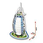Игрушка Отель Бурж эль Араб (ОАЭ) (мини серия), фото 3