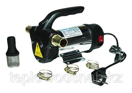 Насос для перекачки дизельного топлива и масла SHIMGE ZY40-220АС, фото 2