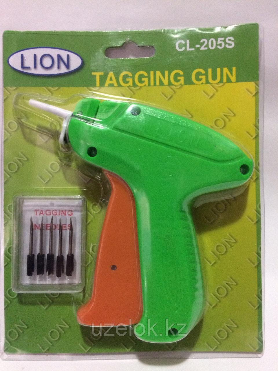 Пистолет для бирки.