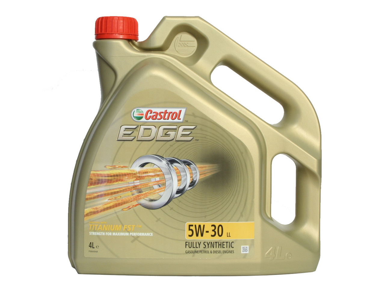 5W30 CASTROL EDGE LL 4L (Великобритания)