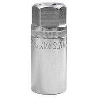 "Головка торцевая свечная 1/2""DR, 16 мм S17H4116"