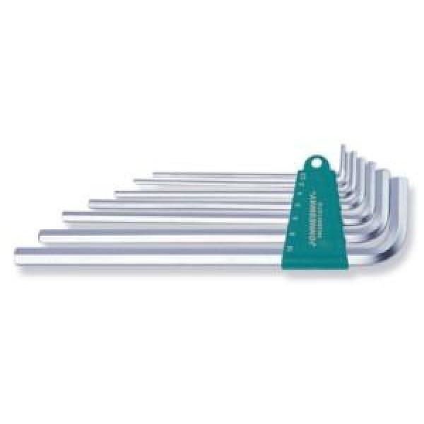 Комплект угловых шестиграников EXTRA LONG 2,5-10мм, 7 предметов S2 материал H03SM107S