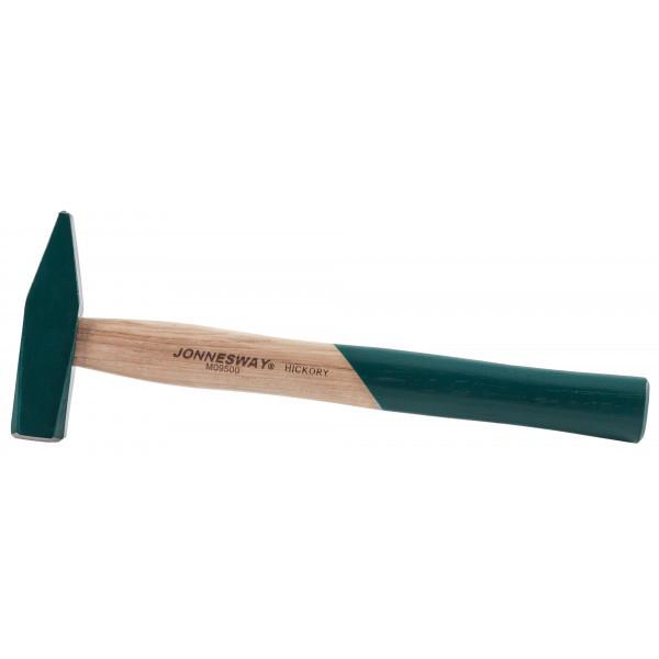 Молоток с деревянной ручкой (орех), 500 гр. M09500