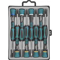 Набор отверток для точной механики TORX®, 50 мм, 8 предметов D3750T18S