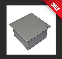 Коробка У997 протяжная 300х300х200 мм, IP54, металлическая