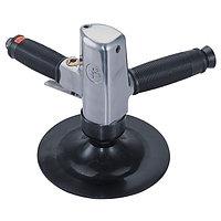 Машинка шлифовальная пневматическая, вертикальная, 2500 об./мин., O180 мм JAS-6552