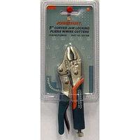 """Ручные тиски """"струбцина"""" с прорезиненными ручками, 125 мм P32M05C"""