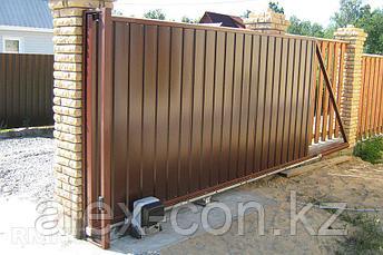 Комплект автоматики для откатных ворот , фото 3