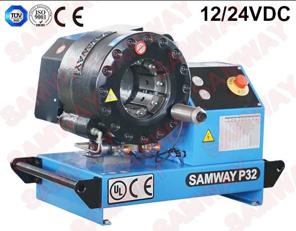 Обжимной станок SAMWAY  P32X 12 / 24V DC