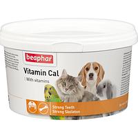 Vitamin Cal 250 г Витаминно-минеральная добавка для иммунитета, для собак, кошек, грызунов и птиц