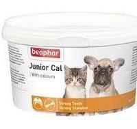 Junior Cal 200 г -  Минеральная смесь для котят и щенков