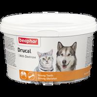 Dru Cal 250 г - Минеральная смесь для кошек и собак (мышцы, суставы, кости, зубы)