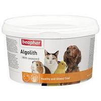 Algolith 250 г Минеральная смесь с водорослями для кошек и собак (активизация натурального пигмента)